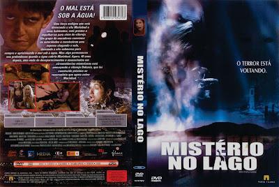 Mistério No Lago DVD Capa