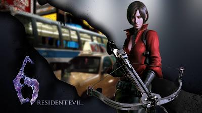 Ada Wong Resident Evil 6 Wallpaper