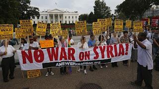 Invasi Militer Amerika ke Syria, Bukan Solusi yang Tepat!