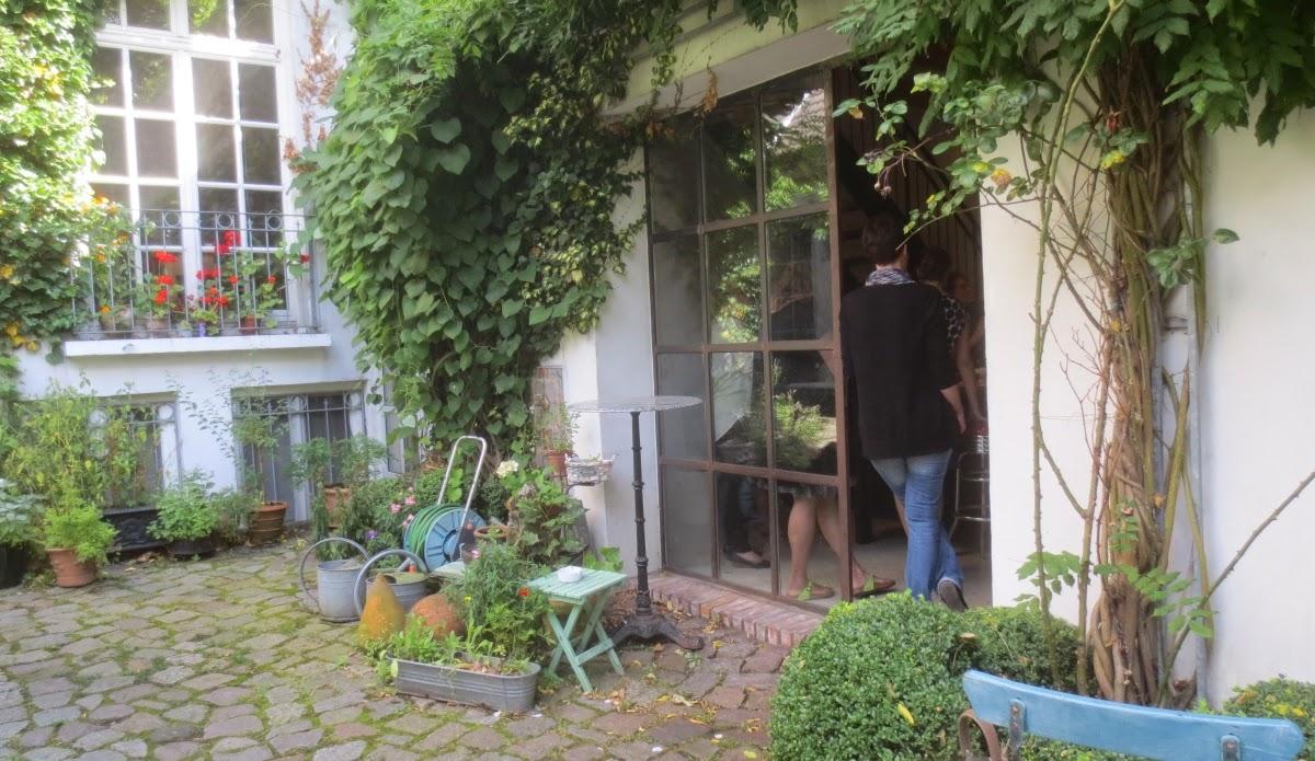 Foodbloggertreffen in Hamburg - Loft außen
