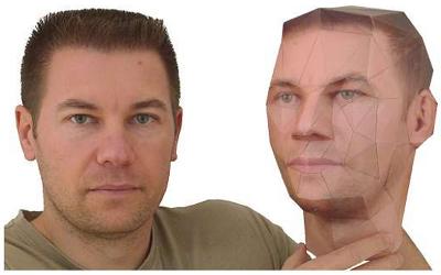 modelador 3D de cabezas online