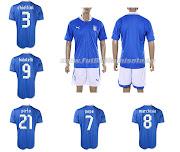 Camisetas Futbol BaratasCamiseta Italia 1 Equipacion 201213