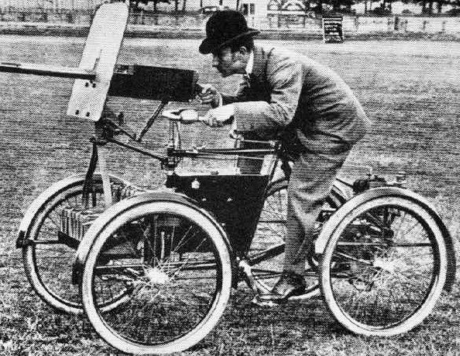 Военные велосипеды на блоге старика Хоттабыча
