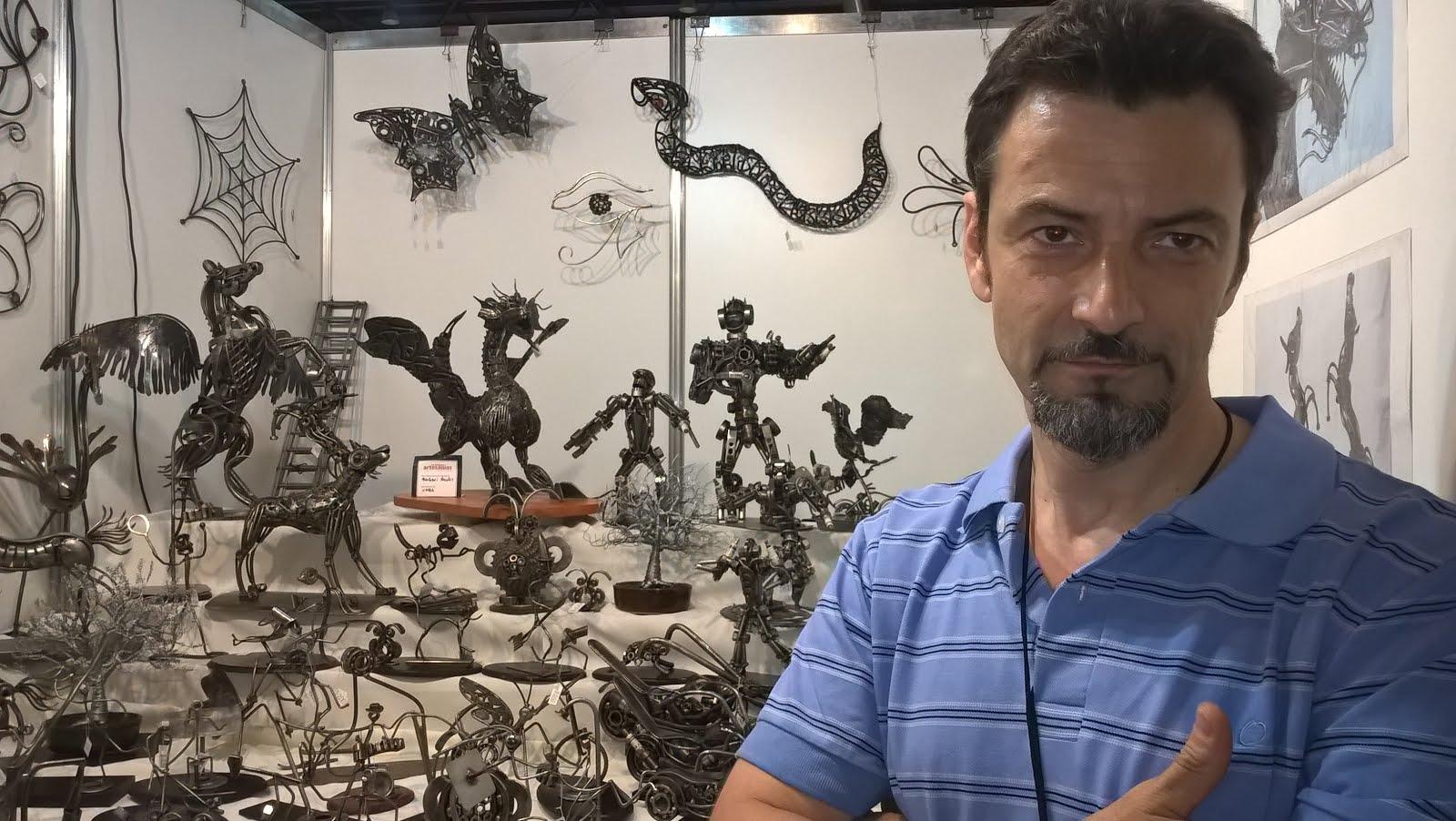 IX Feria Internacional de artesanías LA RURAL 2016