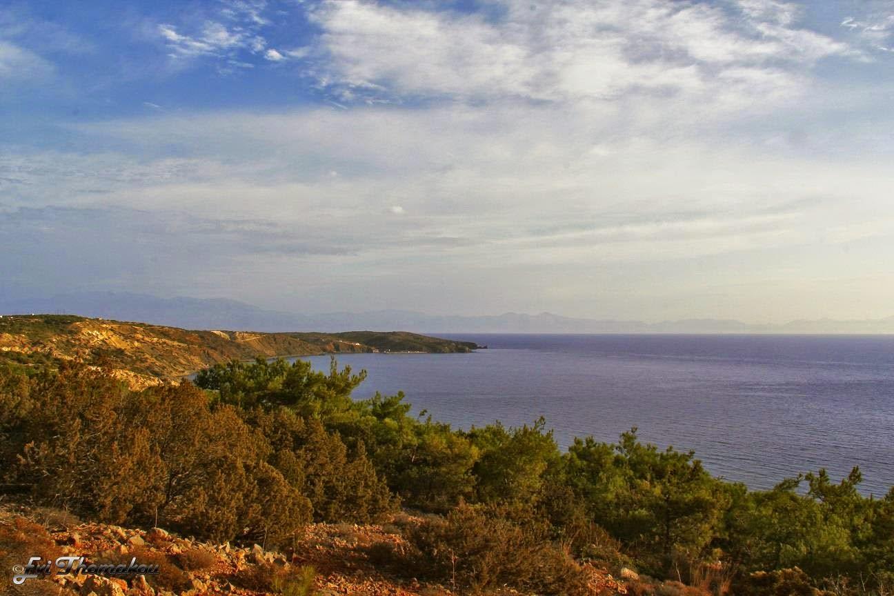 Korfos beach & Karave - Παραλία Κόρφου & Καραβέ
