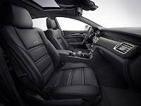 Mercedes-Benz CLS 63 AMG Shooting Brake: The performance trendsetter side interior