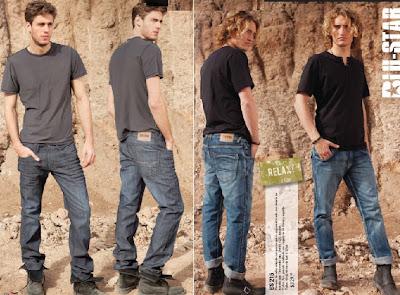 Ropa de moda para hombre jovenes 2012