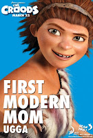The Croods Modern Mom