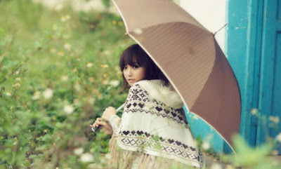 cewek-payung