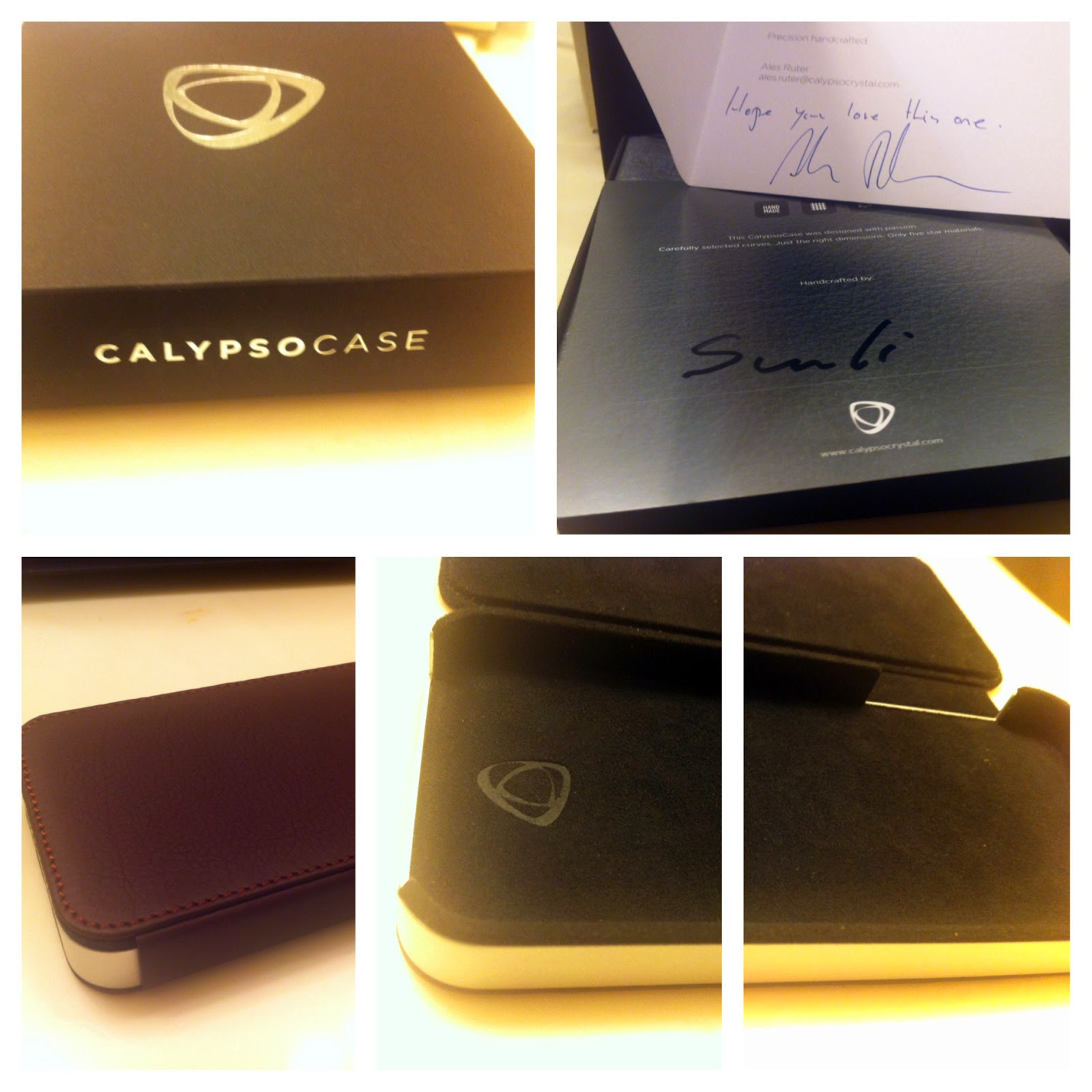 Calypso Crystal Cases