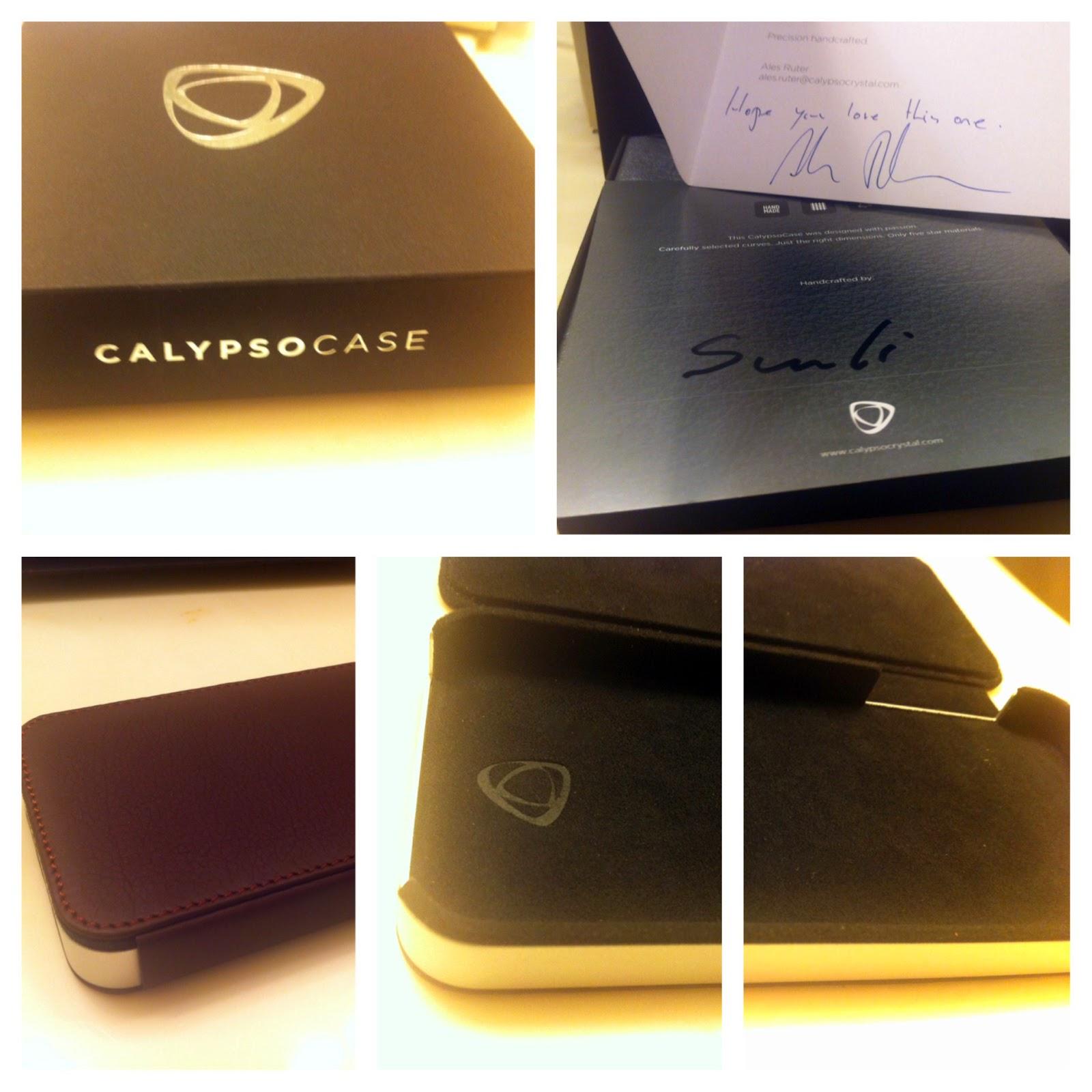 Calypso Crystal Cases