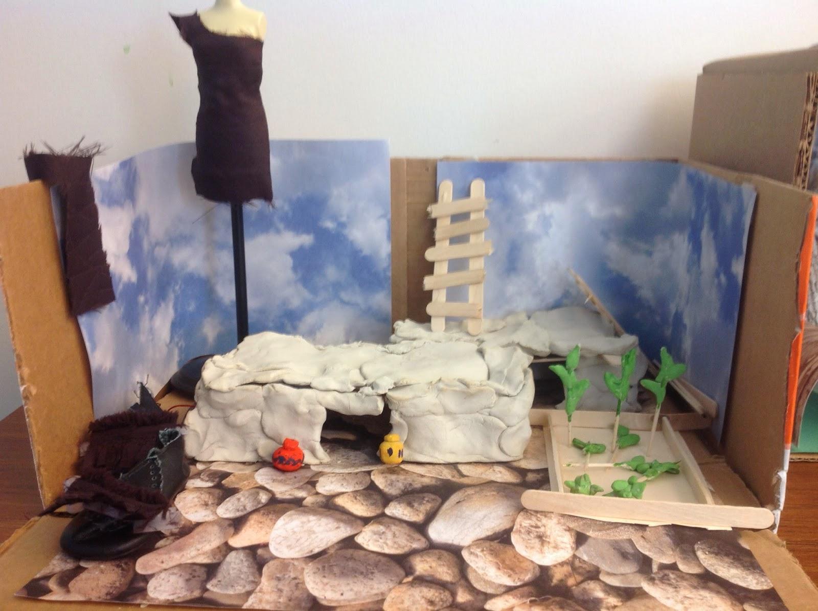 pueblo house projects school - house interior