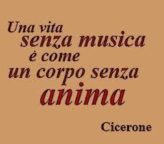 belle frasi sulla musica