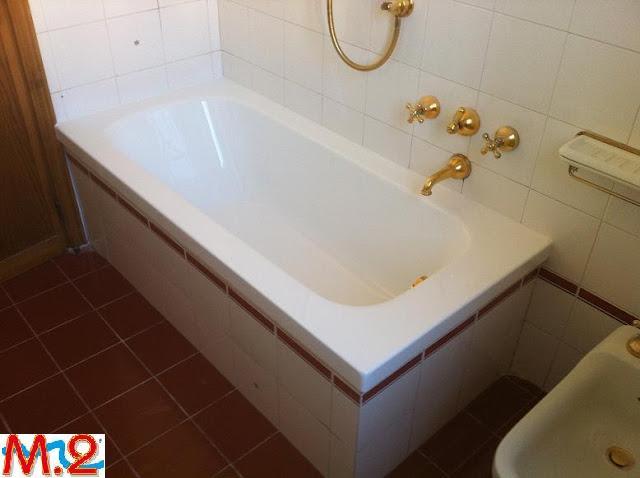 Vasche Da Bagno In Vetroresina Misure : Sovrapposizione vasca da bagno m trasformazione vasca in