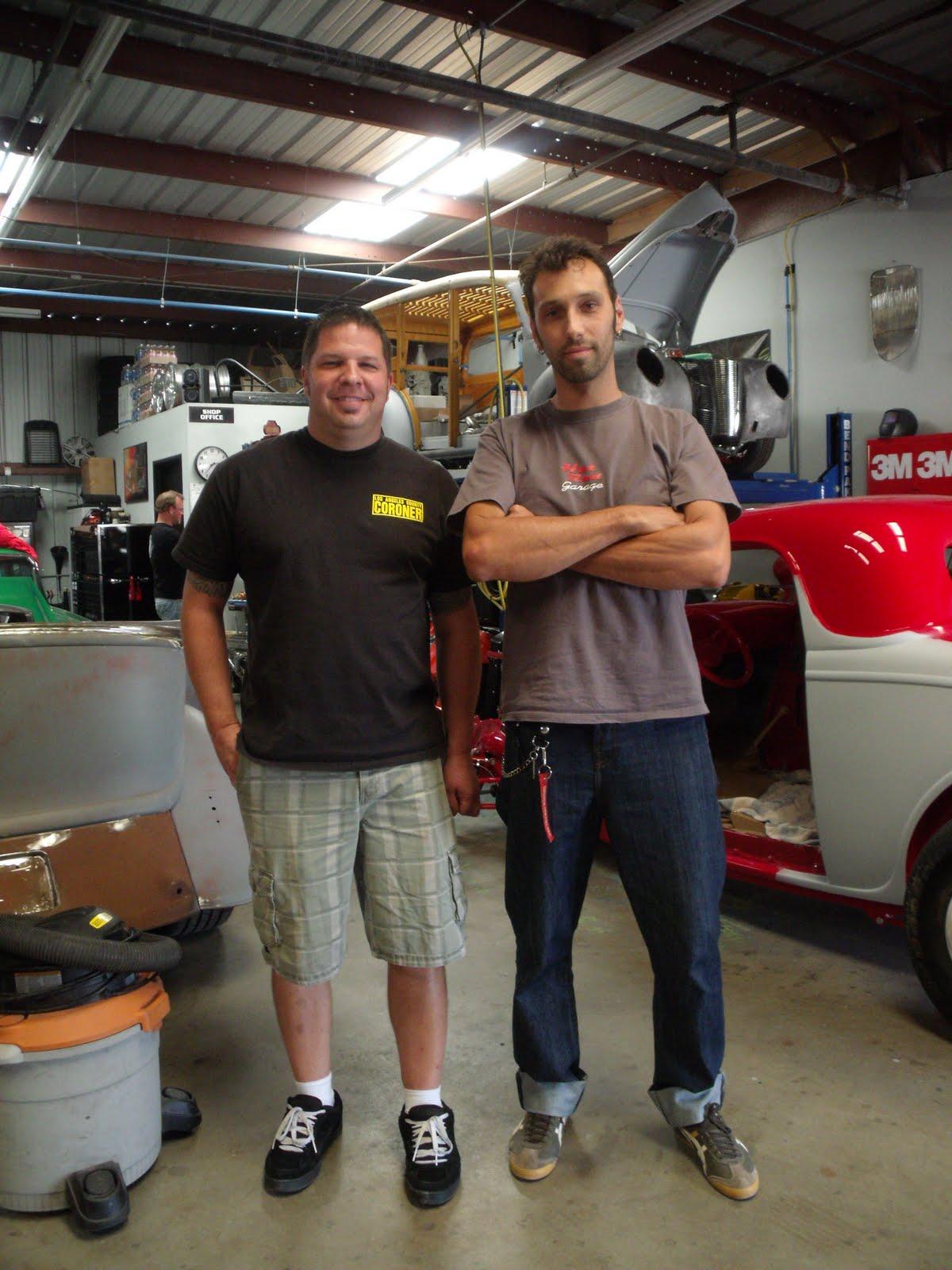 Poor Boy Hot Rod Garages : Andre s