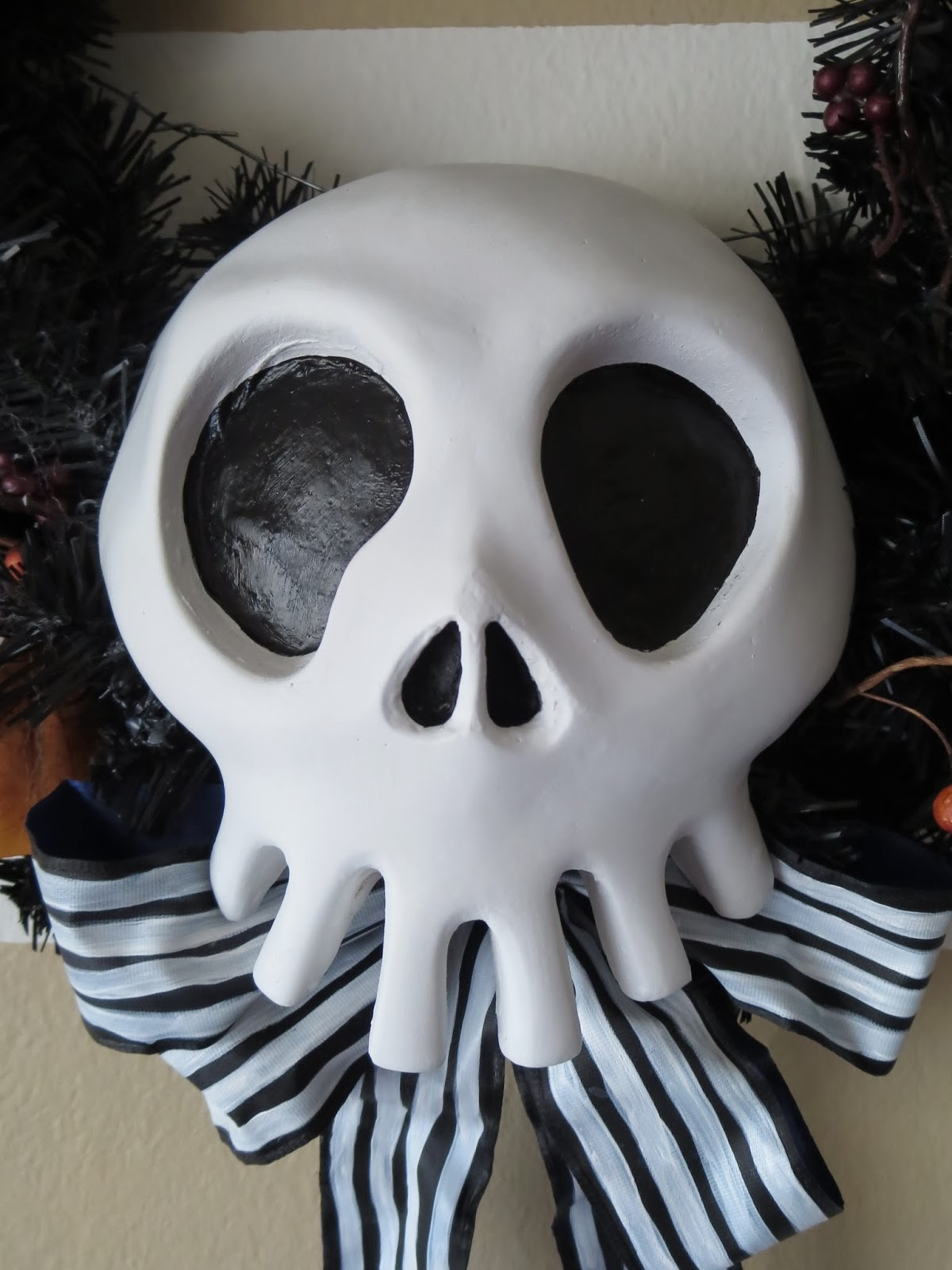 DIY Nightmare Before Christmas Halloween Props
