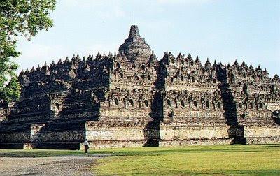 Foto Borobudur
