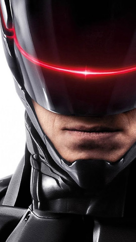 RoboCop 2014 Helmet Closeup  Galaxy Note HD Wallpaper