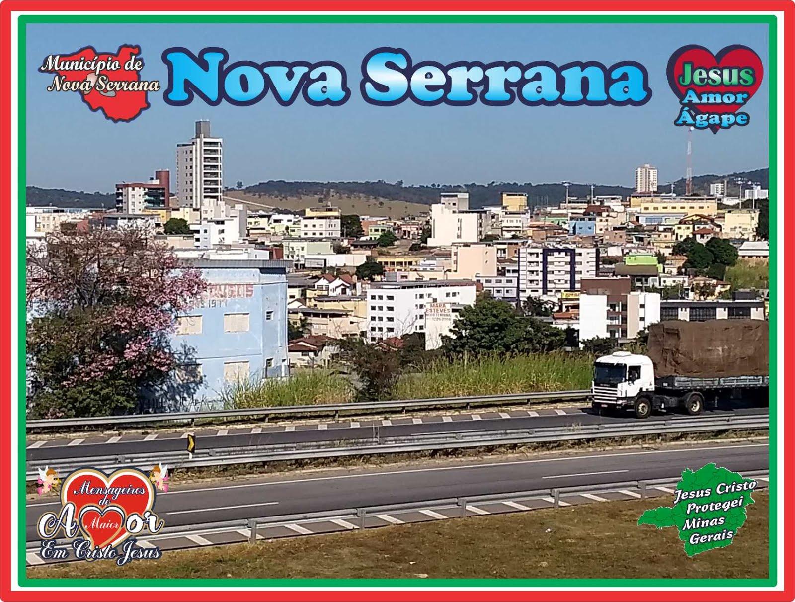 Nova Serrana Minas Gerais