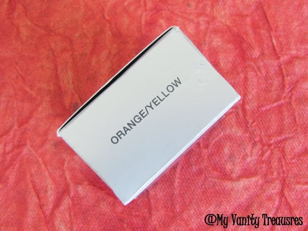 Laura Mercier Under Eye Perfecter Orange/Yellow