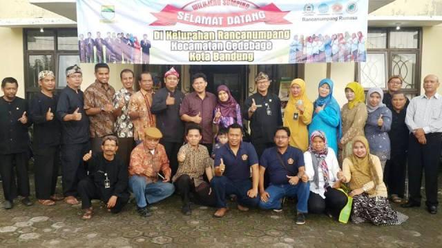 Camat Balikpapan Tengah Pimpin Kunjungan Kerja ke Kelurahan Rancanumpang