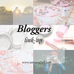 Anna Nuttall Bloggers Link-Up