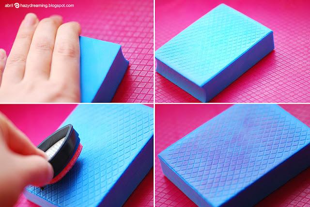 Как сделать штемпельные подушечки