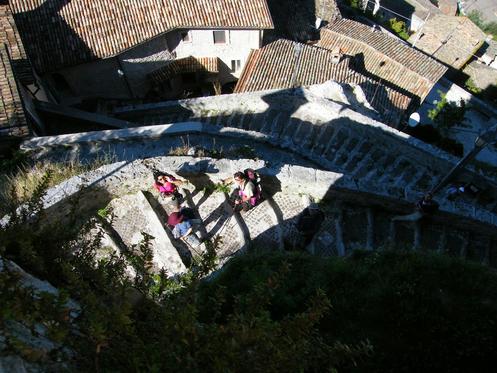 Di quì passò Francesco: Cammino Meditativo di San Benedetto ...
