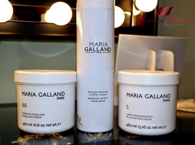 immortelle atelier maria galland modelling cream review