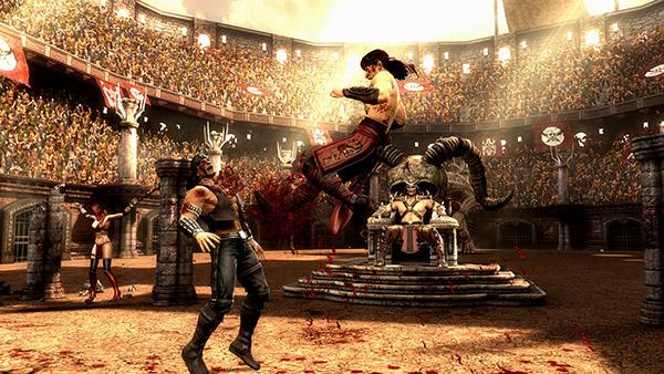 Mortal Kombat - Komplete Edition (BlackBox) Full ISO Screenshot 4