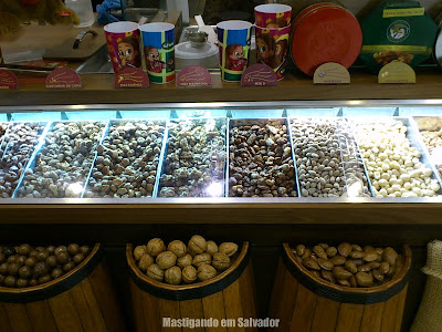 Nutty Bavarian: Vitrine de Nuts