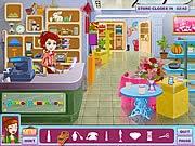 Chơi game bạn gái Cửa hàng tạp hóa