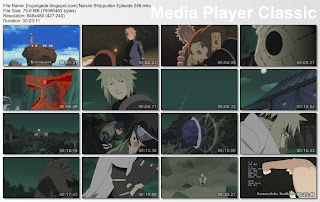 DOWNLOAD FILM ANIME NARUTO SHIPPUDEN EPISODE 248 SUBTITLE BAHASA INDONESIA