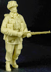 "1/16th scale ""British Red Devil Sniper"""