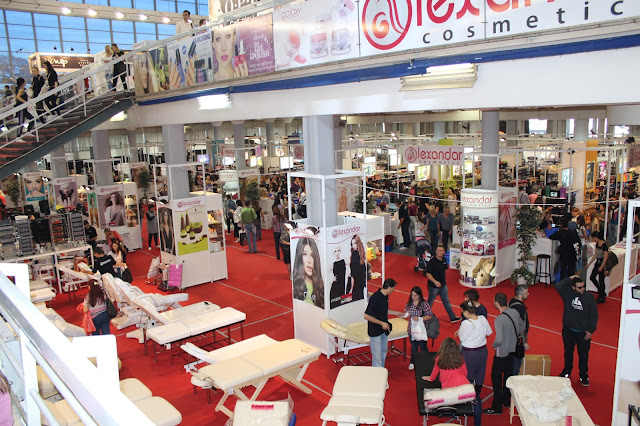 22. Međunarodni sajam kozmetike Dodir Parisa - Beograd