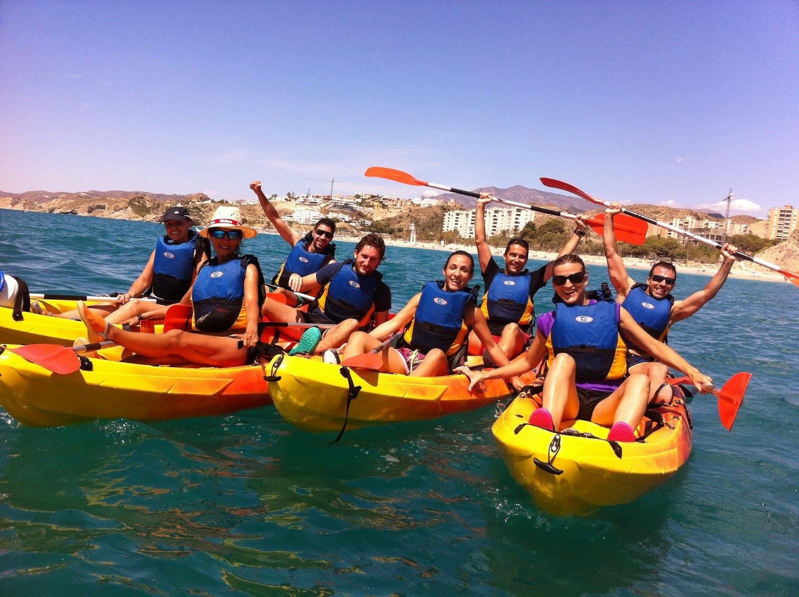 Alicante aventura turismo activo excursiones guiadas en for Piscinas viana