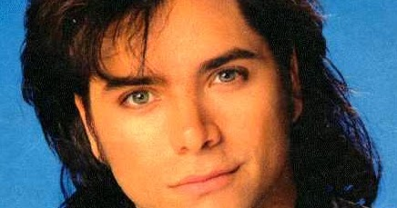 Classic Hairstyles With Medium Mullet Hair For Men From John Stamos