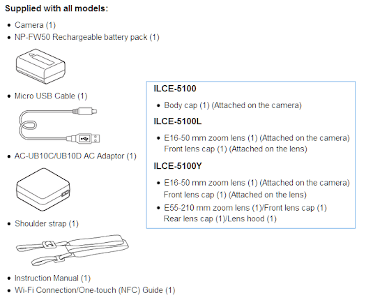 download sony a5100 guide manual