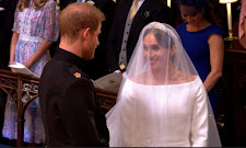 PRINCE HARRY AND MEGHAN MARKLE MARRY