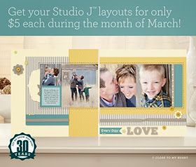 Studio J Layouts