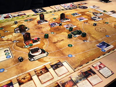 Best board game of 2013 Eldritch Horror