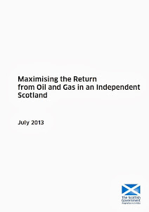 Oil and Gas in an Independent Scotland