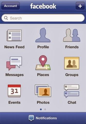 Download Aplikasi Facebook Terbaru Untuk HP