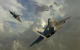Sky Military Aircrafts HD Wallpaper