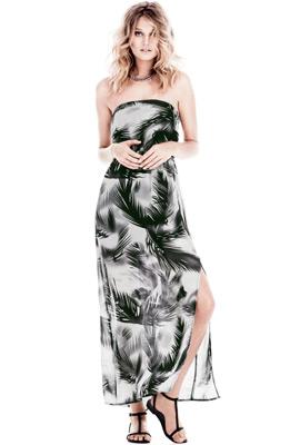 H&M primavera verano 2013 vestido largo