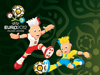 Maskot Uefa Euro 2012
