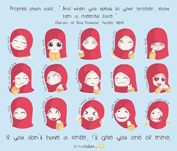 Muslimah's Emoji
