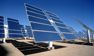 Is solar energy renewable and why?