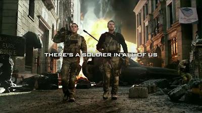 Modern Warfare 3 Commercial