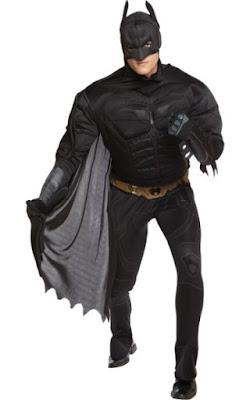 Sewa Kostum Superhero Batman di Indonesia